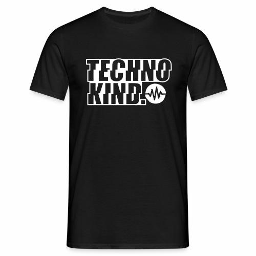 Technokind V2 - T-Shirt - Männer T-Shirt