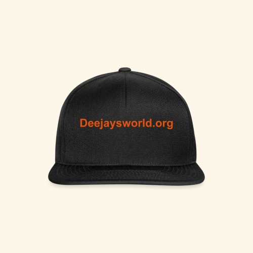 Deejaysworld Casquette  - Casquette snapback