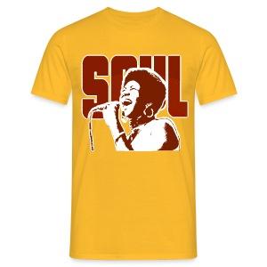 soul - Men's T-Shirt