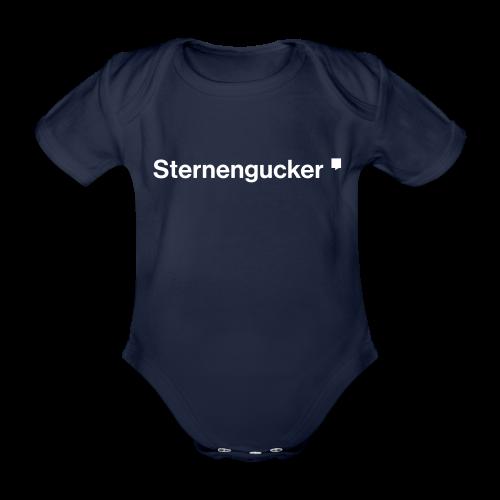 Sternengucker - Body - Baby Bio-Kurzarm-Body