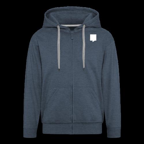 Boxy Jacket - Männer Premium Kapuzenjacke
