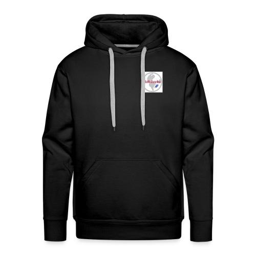 Kapuzenshirt Hollibooks - Männer Premium Hoodie