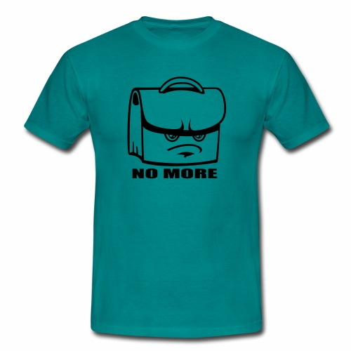 No More - Mannen T-shirt