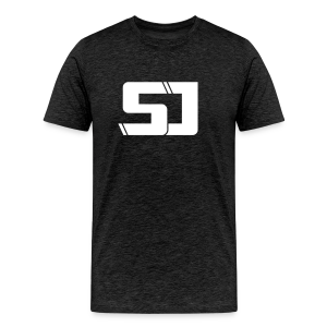 SJ (White) Tee ~ Men's - Men's Premium T-Shirt