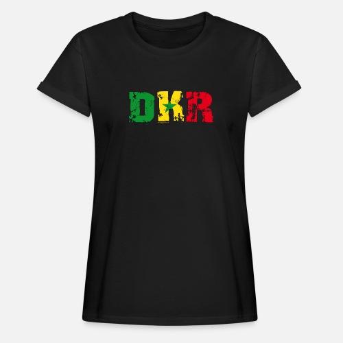 DKR | NC - T-shirt oversize Femme