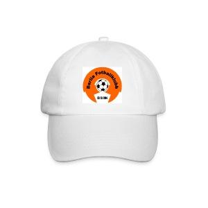 BFK-caps (kvit) - Baseballcap