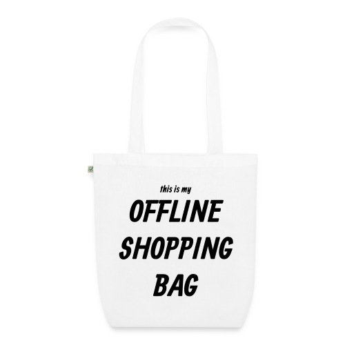 Offline Shopping Bag - Bio-Stoffbeutel