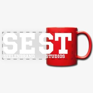 Kaffeetasse SeSt - Panoramatasse farbig
