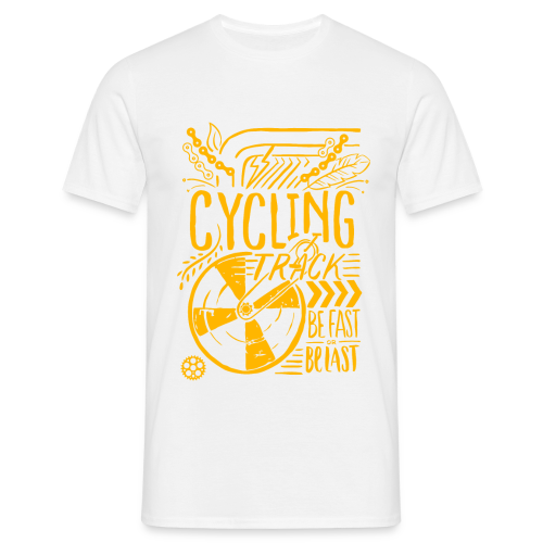 Sport cycle fast - T-shirt Homme