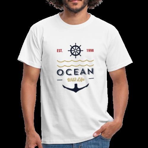 Outdoor ocean - T-shirt Homme