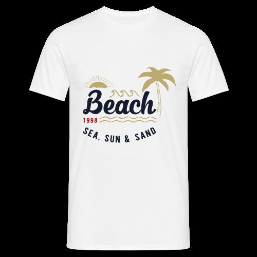 Outdoor beach - T-shirt Homme