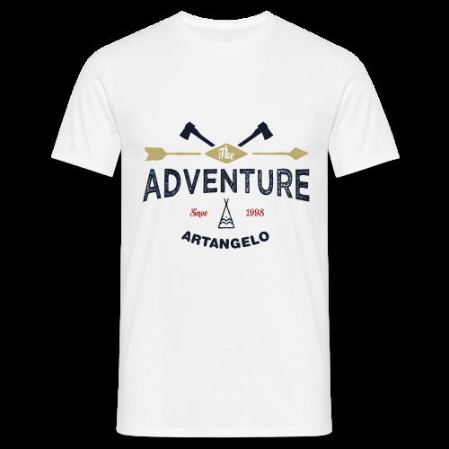Outdoor adventure - T-shirt Homme