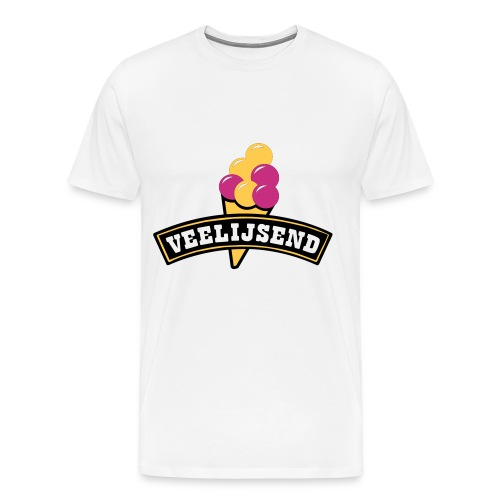 Veelijsend - Mannen Premium T-shirt