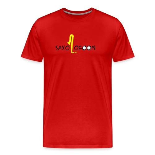 Saxolofoon - Männer Premium T-Shirt