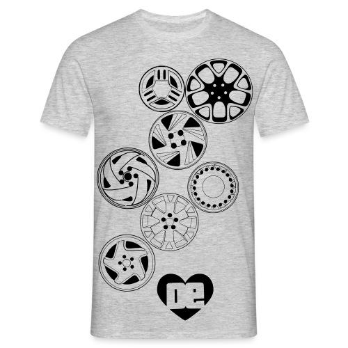 oe rim fetisch - Männer T-Shirt