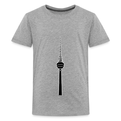 Fernsehturm Berlin 2 - Teenager Premium T-Shirt