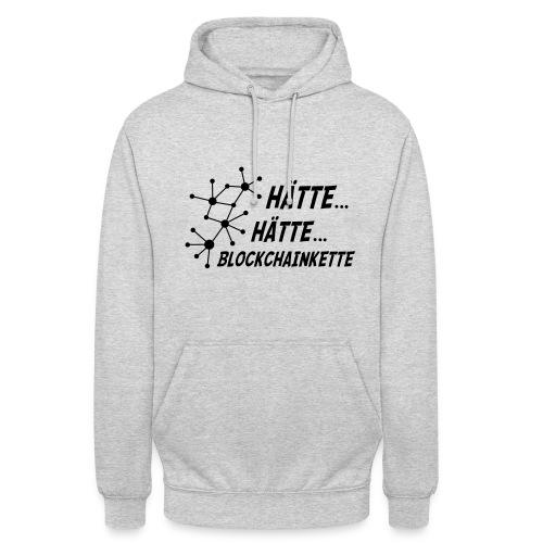 Blockchainkettenhoodie - Unisex Hoodie