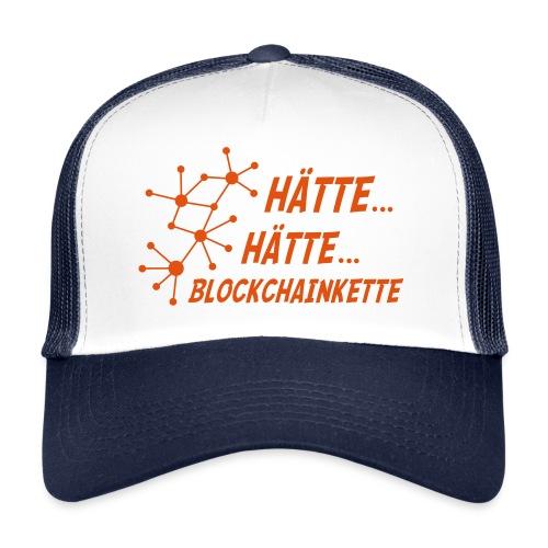 Blockchainkettencap - Trucker Cap