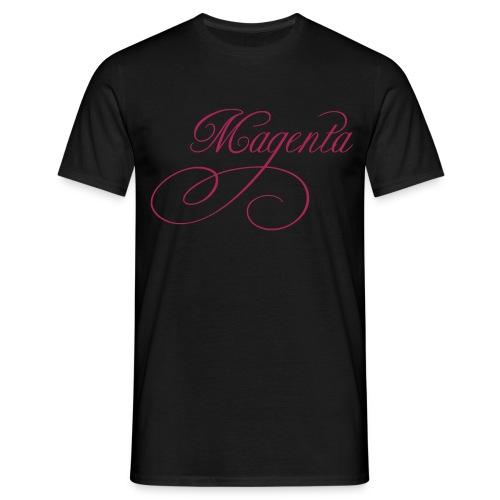 ZVETA Magenta - Männer T-Shirt
