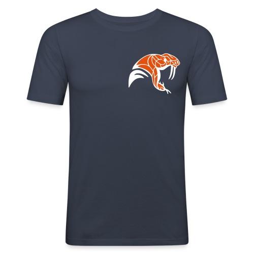 zzzt - Männer Slim Fit T-Shirt