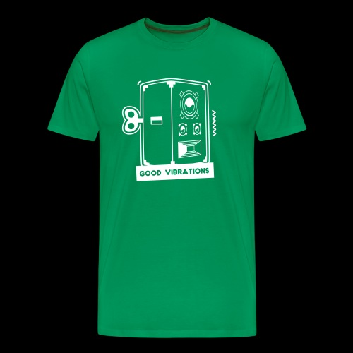 /Good Vibrations - T-shirt Premium Homme