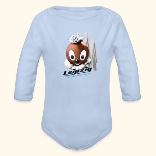 Baby Bio-Langarm-Body Pittiplatsch Leipzig dk - Baby Bio-Langarm-Body
