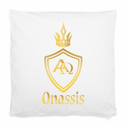 Onassis Pillowcase 40 x 40 cm - Pillowcase 40 x 40 cm