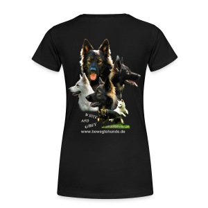 Claudia E. - Frauen Premium T-Shirt