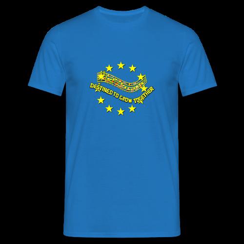 DESTINED–KEU.2-318 -1.1 - Männer T-Shirt