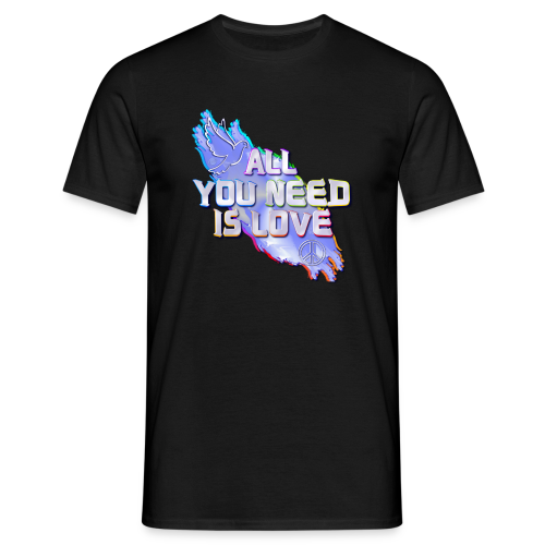 NEED-KB.S3 -318-4.5-M - Männer T-Shirt
