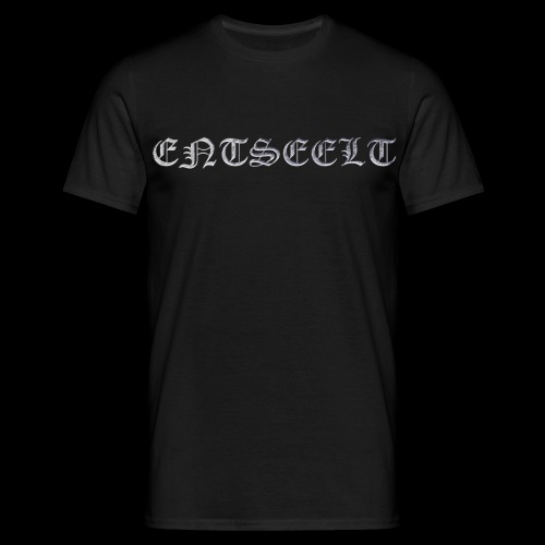 Entseelt Logo - Männer T-Shirt