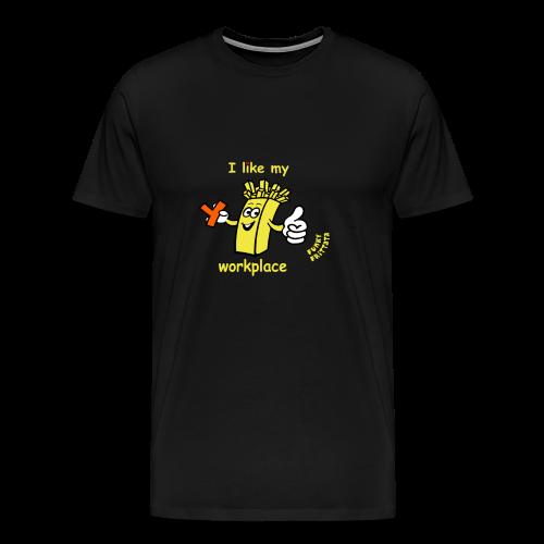 Like shirt No 1 - Männer Premium T-Shirt