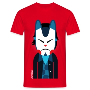 CAT MASKER T-SHIRT - Men's T-Shirt
