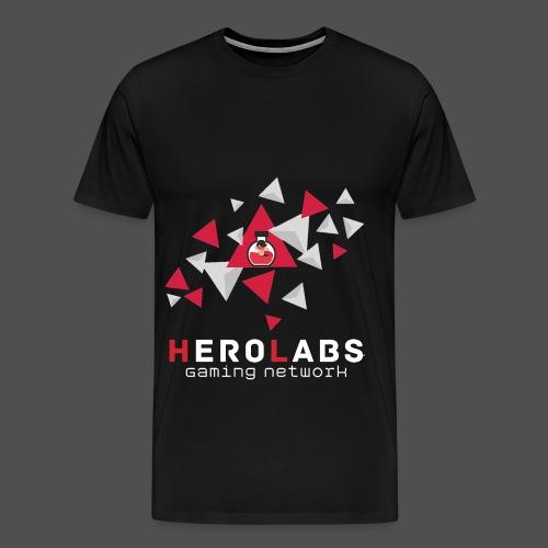 Be a Hero T-Shirt Männer - Männer Premium T-Shirt