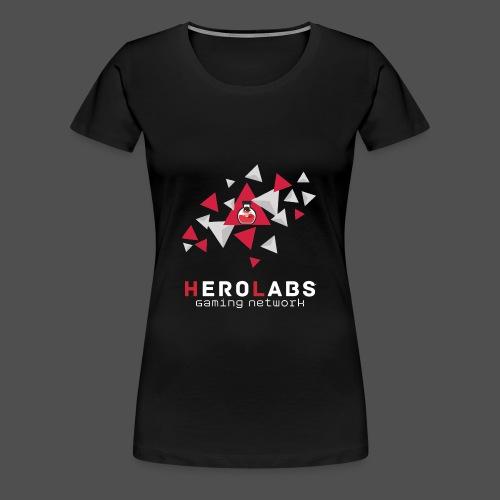 Be a Hero T-Shirt Frauen - Frauen Premium T-Shirt