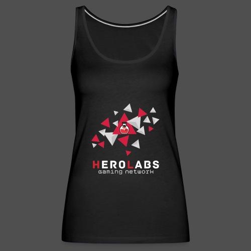 Be a Hero Tank-Top Frauen - Frauen Premium Tank Top