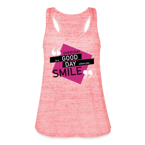 Smile - women - Frauen Tank Top von Bella