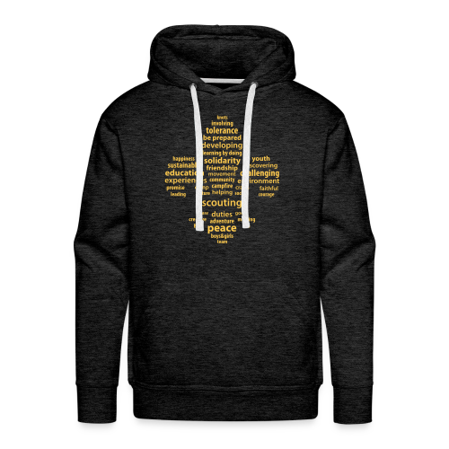 Scouting is... - Hoody - Men's Premium Hoodie