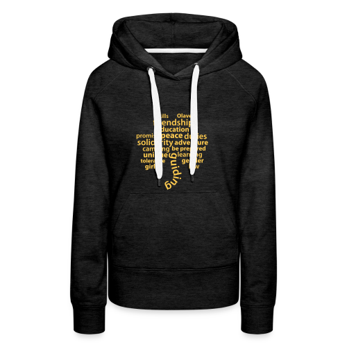 Guiding is... - Hoody - Women's Premium Hoodie