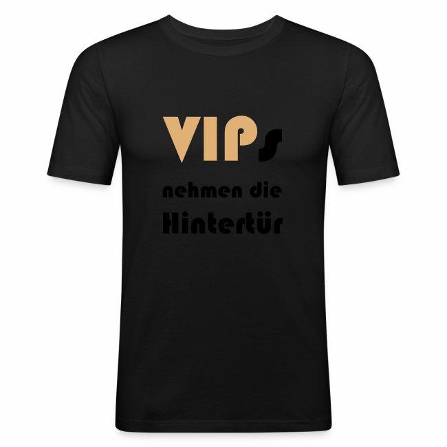 """""""VIP"""" Männer T-Shirt"""