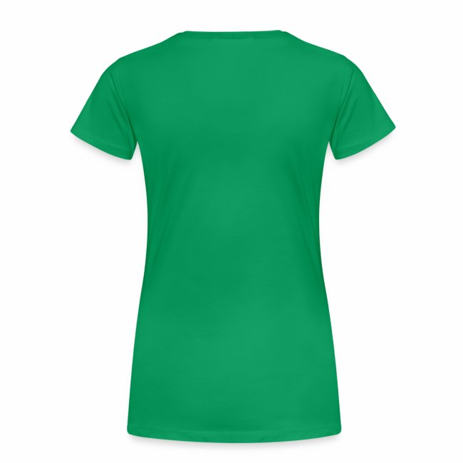 """lesbisch"" Lautschrift Frauen T-Shirt"