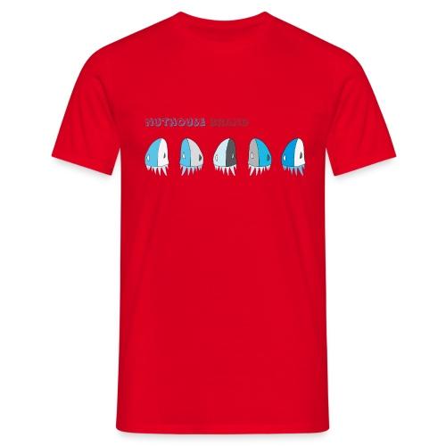 sharknado 3000 man shirt - Männer T-Shirt