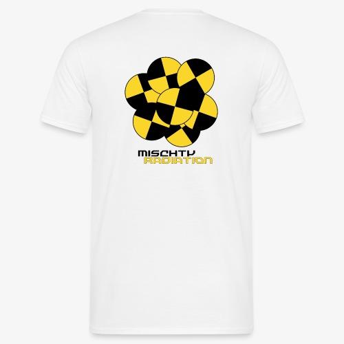 Mischty Radiation - Männer T-Shirt