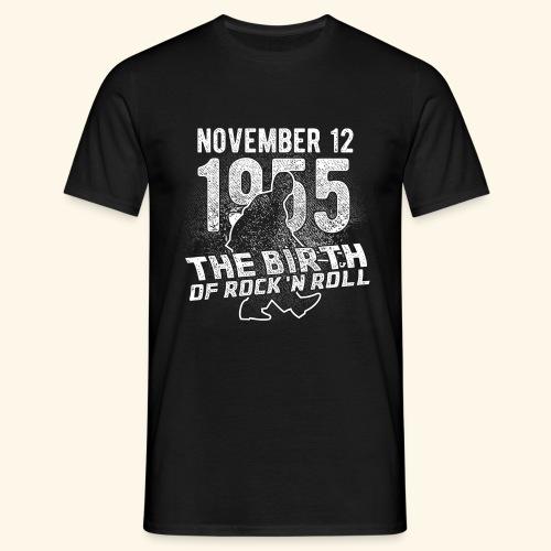 Birth of Rock'n Roll - Männer T-Shirt