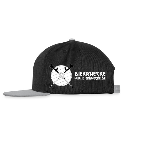 Cap - HAIL DER KRÜCKE - Snapback Cap