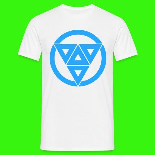 Aogashima Dreiecke - Männer T-Shirt