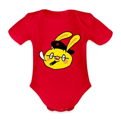 Che Hasi - Baby Bio-Kurzarm-Body