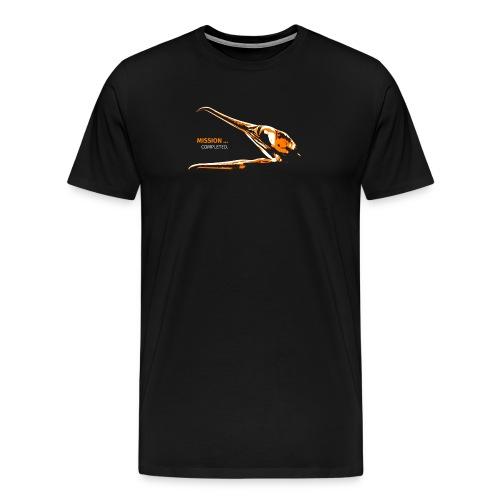 Mission Cormoran completed - Männer Premium T-Shirt