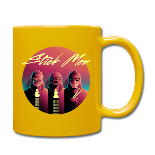 Stick Men Mug - Full Colour Mug