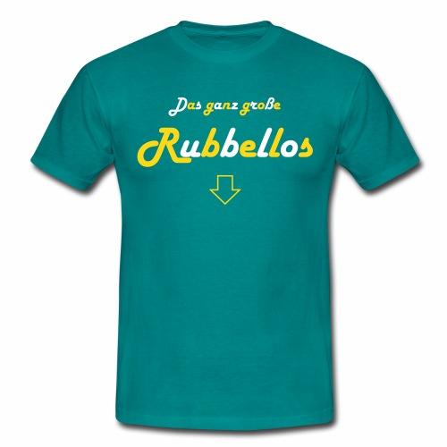 Das Rubbellos Männer T-Shirt - Männer T-Shirt
